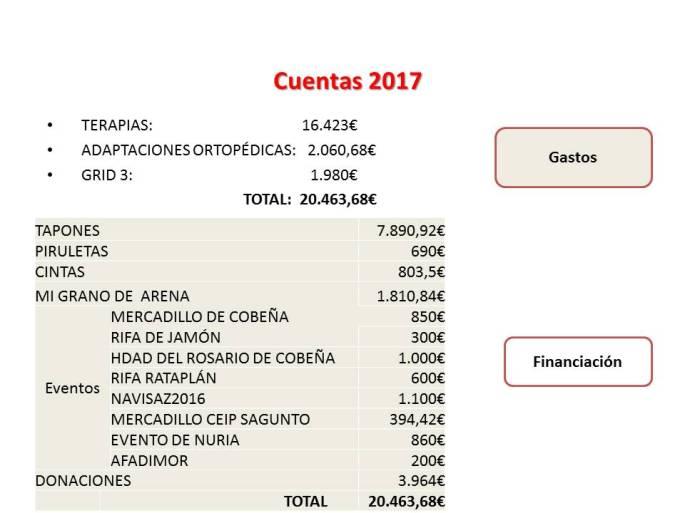 Cuentas 2017